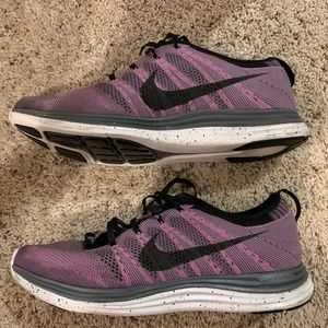 NIKE Flyknit One+ Lunarlon Running Shoes Mens